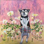"""Daisy in a field of Daisies"" by Marcela El-Ayoubi"