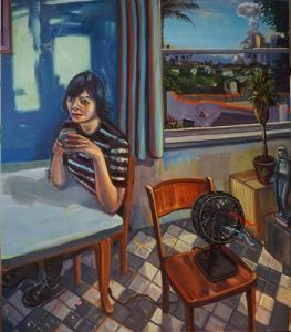Sergio Teran, Rear Window